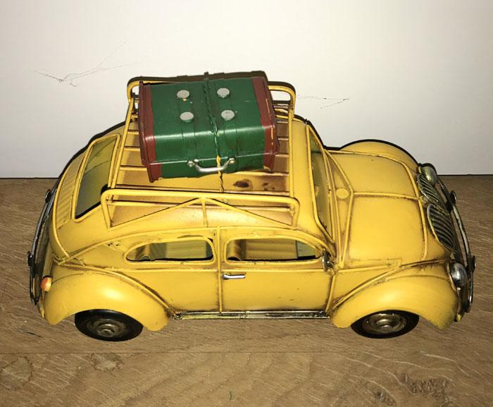 voiture en fer