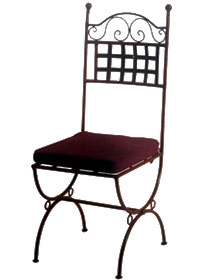 Chaise - mobilier oriental