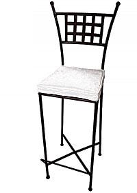 Coussinage de chaise de bar