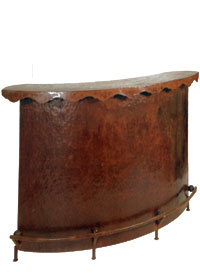 Bar - mobilier oriental