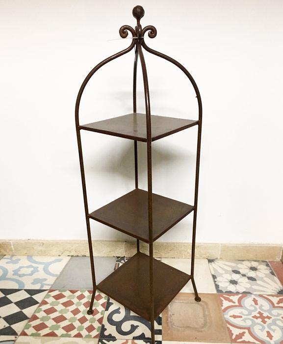 étagère mobilier oriental