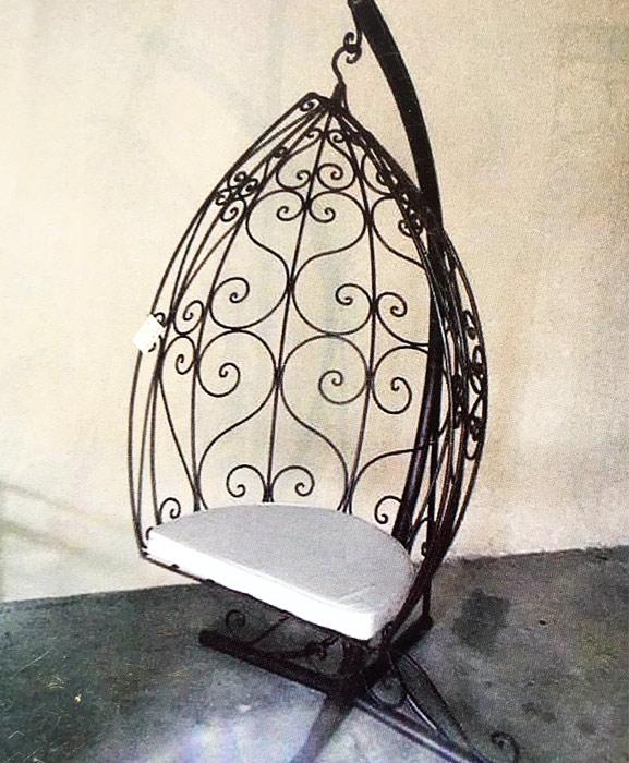 fauteuil balancelle - mobilier oriental