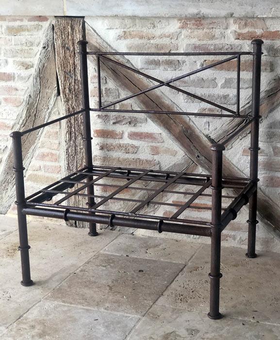 fauteuil mobilier oriental