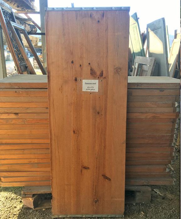 panneau bois neuf